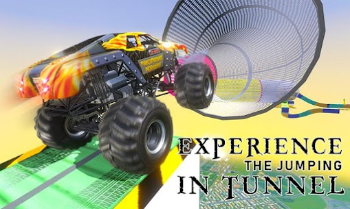 Sky Ramp Monster Truck For Pc (Free Download – Windows 10/8/7 And Mac) 1