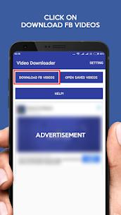 Video Downloader for FB – FB Downloader 1