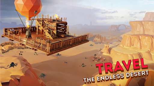 Desert Skies - Sandbox Survival  screenshots 1