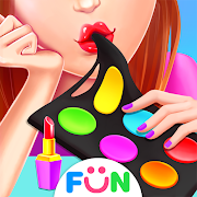 Edible Makeup Kit – ASMR Games for Girls