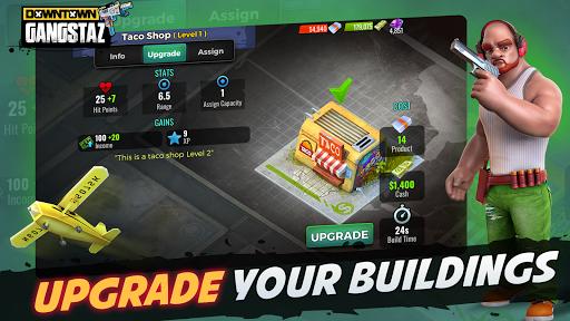 Downtown Gangstas: Gangster City - Hood Wars 0.4.12 screenshots 8