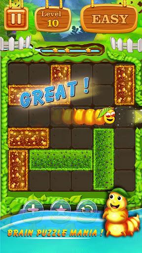 unblock - worms rescue screenshot 1