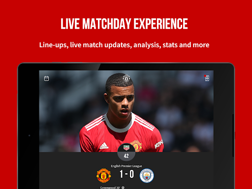 Manchester United Official App apktram screenshots 10