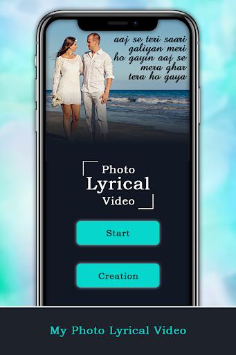 My Photo Lyrical Video  screenshots 1