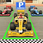 Formula Car Parking Games - New Car Driving School