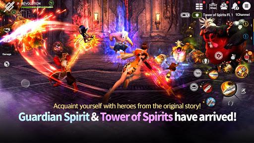 Blade&Soul Revolution 2.00.098.1 screenshots 2
