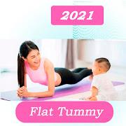 Flat Tummy App - Flat Stomach Workout - Exercise