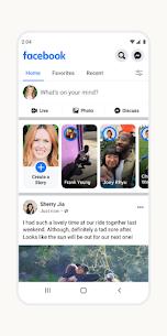 Facebook 2021 Uygulamasını apk İndir 3