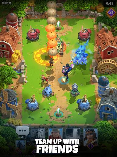 War Alliance - Realtime Multiplayer War  screenshots 11