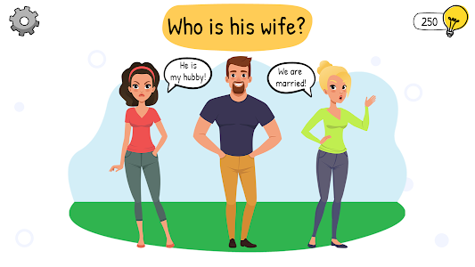 Who is? Brain Teaser & Riddles 1.3.1