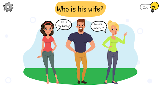 Who is? Brain Teaser & Riddles Mod Apk (Unlimited Hints + No Ads) 1