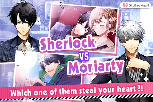 Guard me, Sherlock! - otome game  screenshots 3