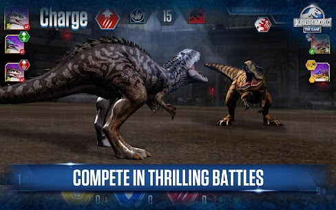 Jurassic World™: The Game Mod 1.51.3 Apk (Unlimited Everything) 1