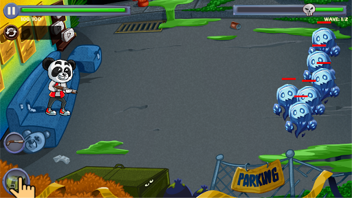 Yolo Aventuras: Monster War  screenshots 2
