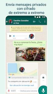 WhatsApp Estilo Iphone para Android 2