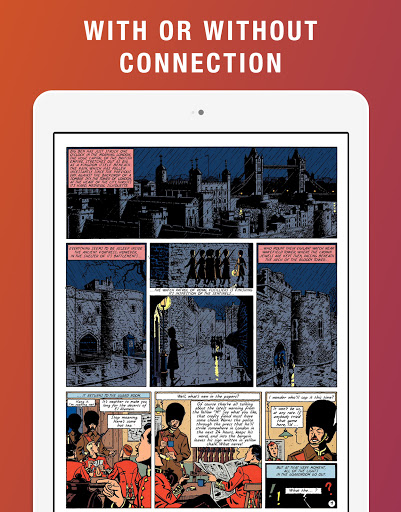 izneo - Read Comics, Manga, Webtoon android2mod screenshots 15