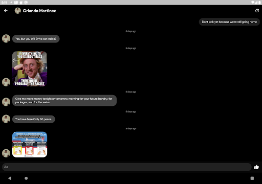 NoSeen for Facebook Messenger apkdebit screenshots 11