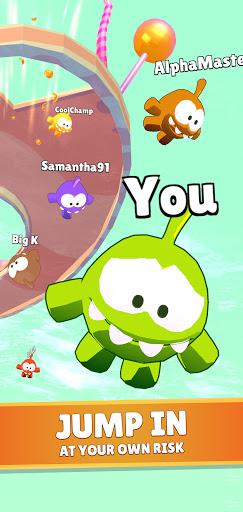 Om Nom: Roll Race android2mod screenshots 4