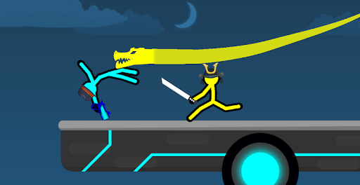 Supreme Duelist Stickman screen 1