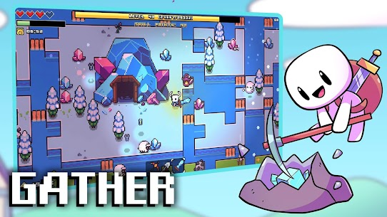 Forager For Android [Paid, MOD] 4