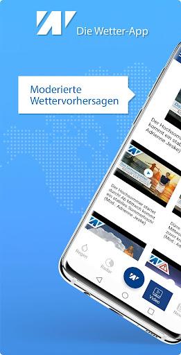 Wetter.net u2013 dein Wetter mit Regenradar 2.6 Screenshots 7