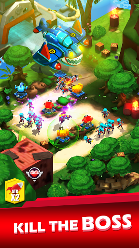 Zombie Defense : Idle Game 1.6 screenshots 3