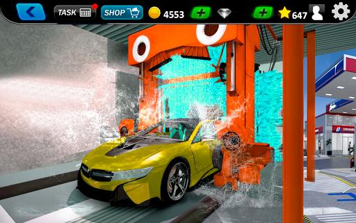 Modern Car Wash: Car Mechanic & Car Parking Games 0.5 screenshots 5