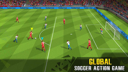 Global Soccer Match : Euro Football League 1.9 screenshots 4
