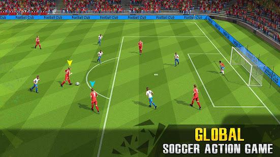 Global Soccer Match : Euro Football League 1.12 screenshots 4