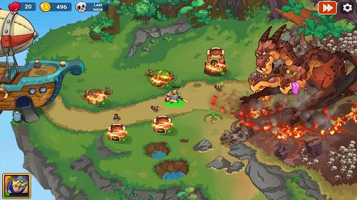 King of Defense 2: Epic Tower Defense  screenshots 1