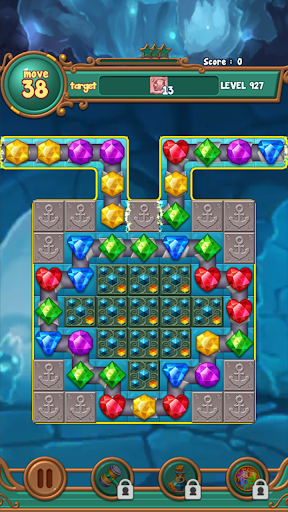 Jewels fantasy:  Easy and funny puzzle game  screenshots 23