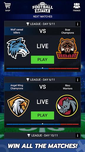 Football Battle u2013 Touchdown! apkdebit screenshots 2