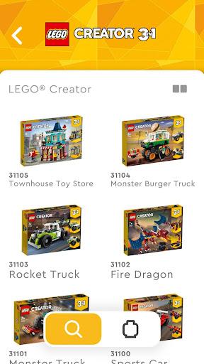 LEGOu00ae Building Instructions 2.1.0 screenshots 6