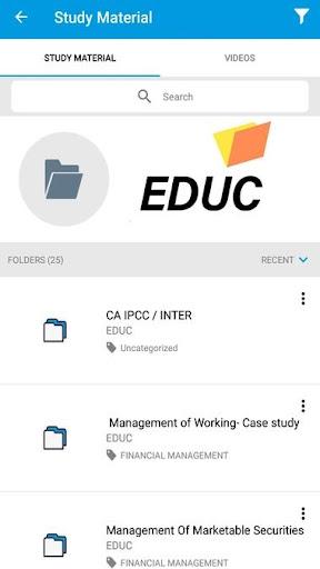 EDUC 1.4.20.9 screenshots 1