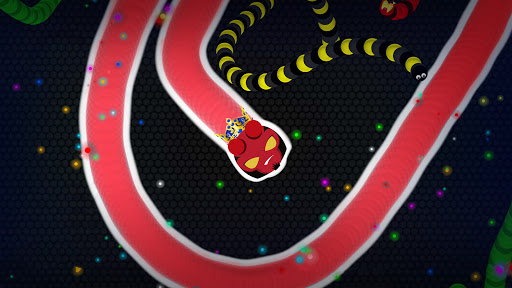 Snaky .io - Fun Multiplayer Slither Battle  screenshots 7