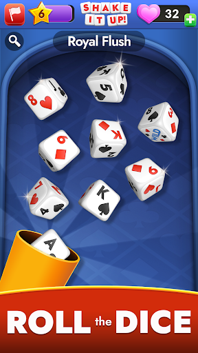 SHAKE IT UP! Dice androidhappy screenshots 1