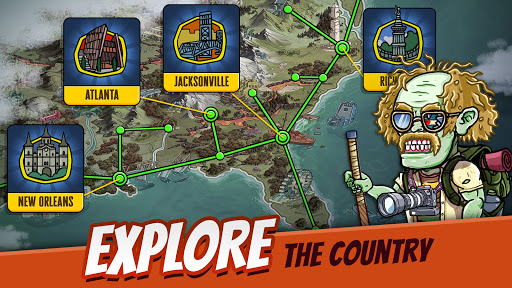 Zombieland: AFK Survival  screenshots 1