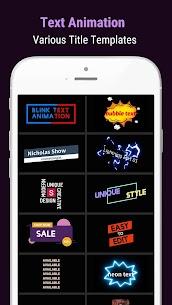 برنامج محرر Motion Ninja فيديو احترافي وصانع رسوم متحركة مهكر Mod 3