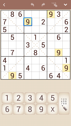 Conceptis Sudoku 1.9.0 screenshots 2
