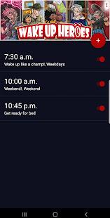 Alarm Clock - Wake Up Heroes