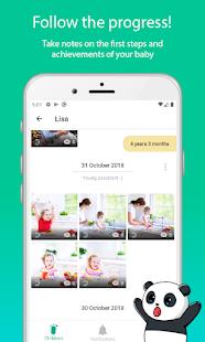 MyToT - Baby milestones in photo, video & stories