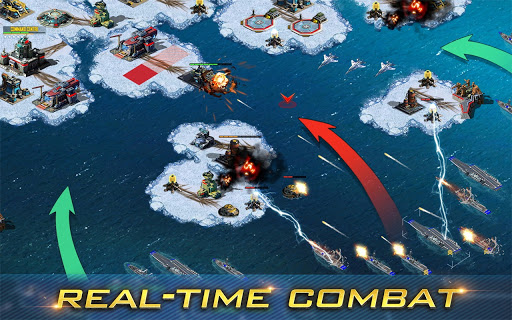 Télécharger Warship Command: Conquer The Ocean APK MOD 1