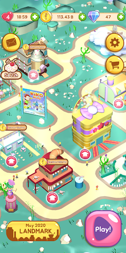 Kiko: Lola Bakery - Puzzle & Idle Store Tycoon  screenshots 7