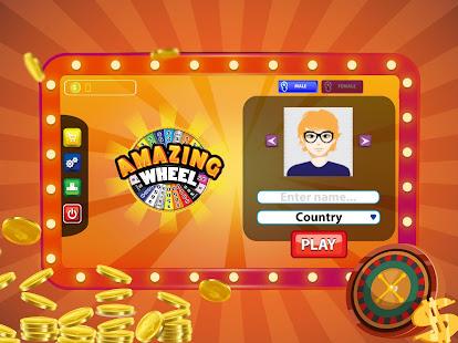 Amazing Wheelu00ae: Free Fortune 4.0 Screenshots 9