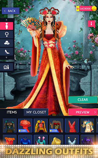 Dress Up Games Stylist: Fashion, Style Dress Up ud83dudc57  Screenshots 5