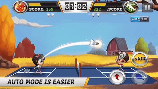Badminton 3D 3.0.5003 screenshots 1