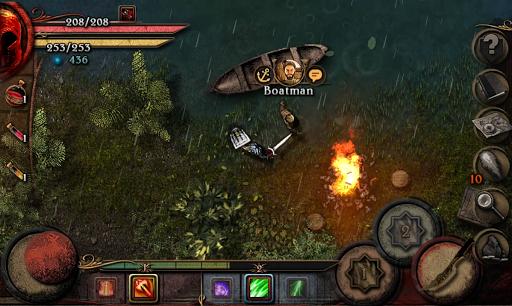 Almora Darkosen RPG android2mod screenshots 12