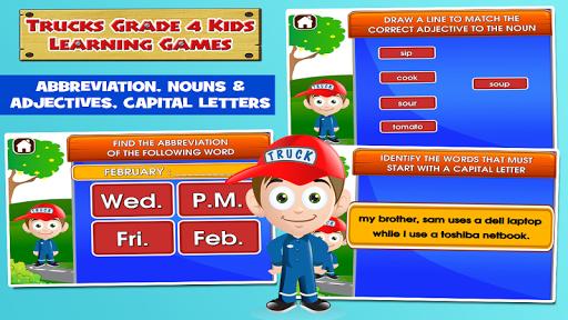 4th Grade Educational Games 3.20 screenshots 2