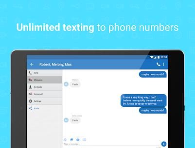 Talkatone: Free Texts, Calls & Phone Number Talkatone Apk Lastest Version 2021** 11