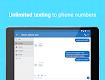 screenshot of Talkatone: Free Texts, Calls & Phone Number